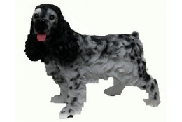 Фигура Собака Спаниель