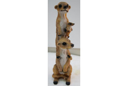 Фигура Сурикат семья малая