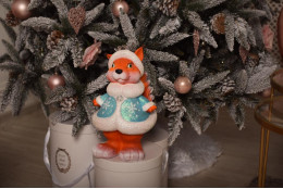 Фигура Белочка Снегурочка