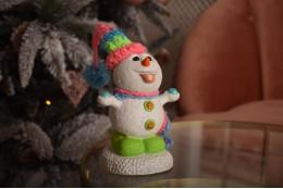 Фигура Веселый снеговичок