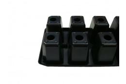Рассадная кассета 10 ячеек 0.11л   - интернет-магазин Крассула