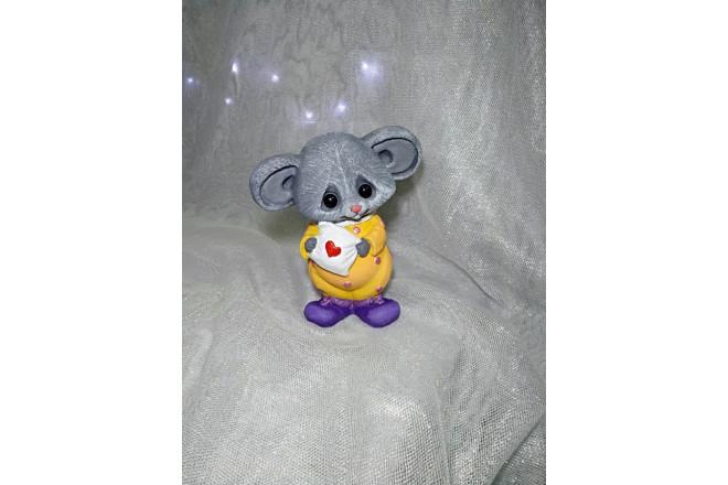 Фигура Мышка Соня - интернет-магазин Крассула