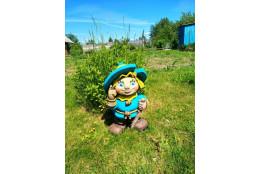 Садовая фигура Соломенный человек