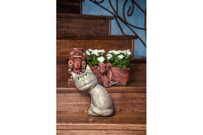 Фигура Лунный кот (цветной) - интернет-магазин Крассула