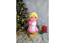 Фигура  Снегурочка Наташа  - интернет-магазин Крассула