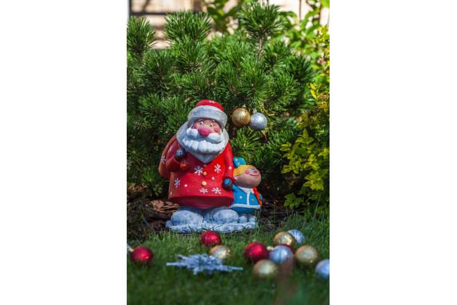Фигура Дед Мороз со Снегуркой - интернет-магазин Крассула