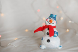 Фигура Снеговичок