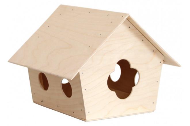 Кормушка для птиц Ромашка - интернет-магазин Крассула