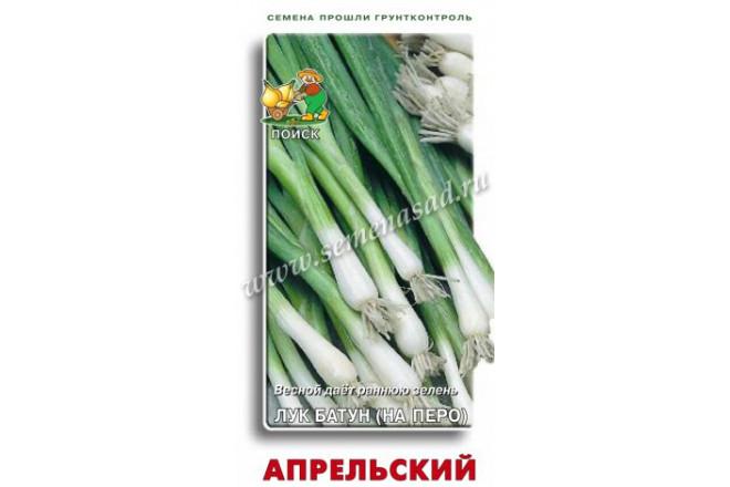 Лук батун Апрельский - интернет-магазин Крассула