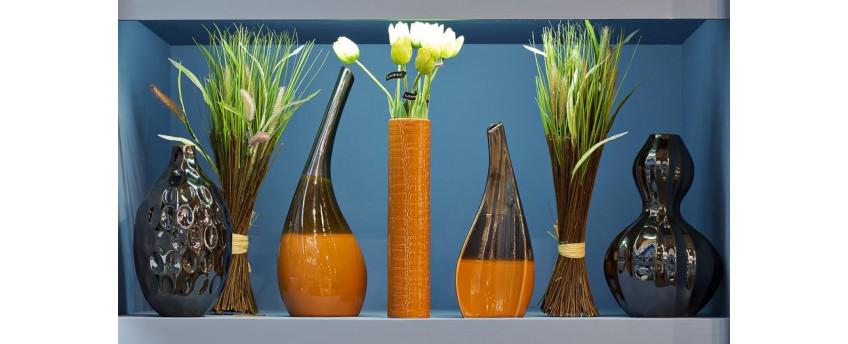 Вазы для цветов и декора - интернет-магазин Крассула