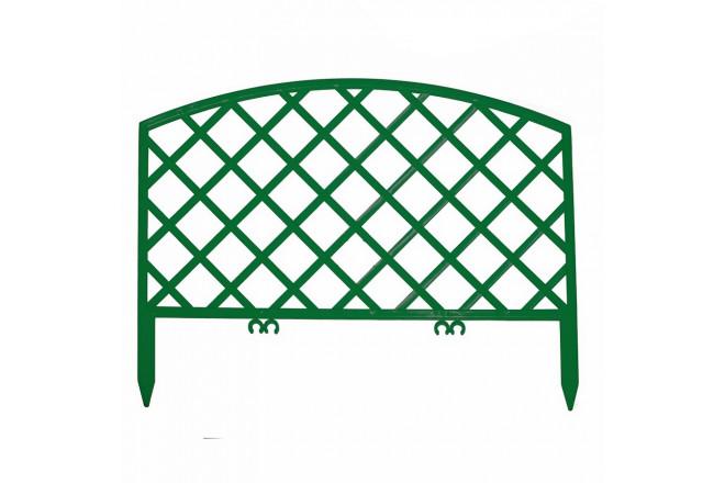 Декоративный заборчик Решетка  - интернет-магазин Крассула