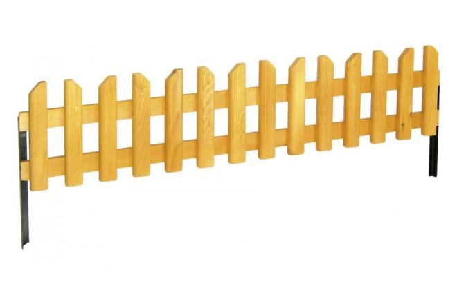 Забор декоративный деревянный - интернет-магазин Крассула