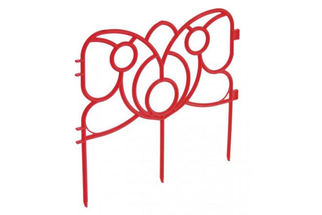 Забор декоративный Бабочка - интернет-магазин Крассула