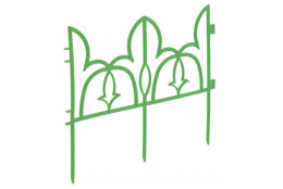 Забор декоративный Лилия