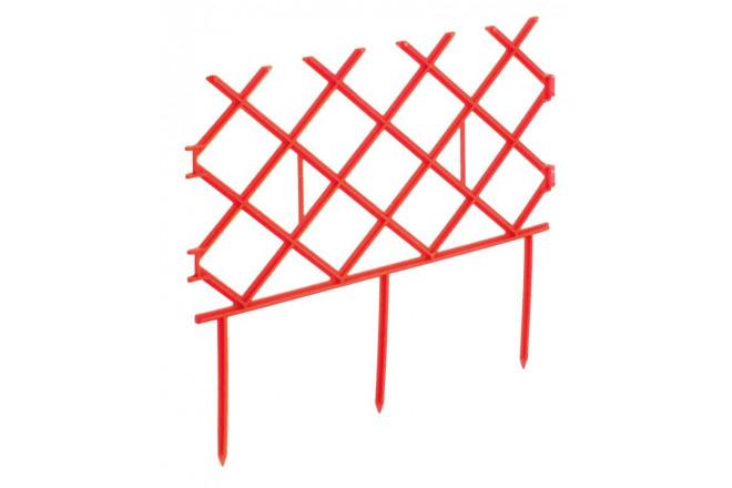 Забор декоративный Палисад  - интернет-магазин Крассула